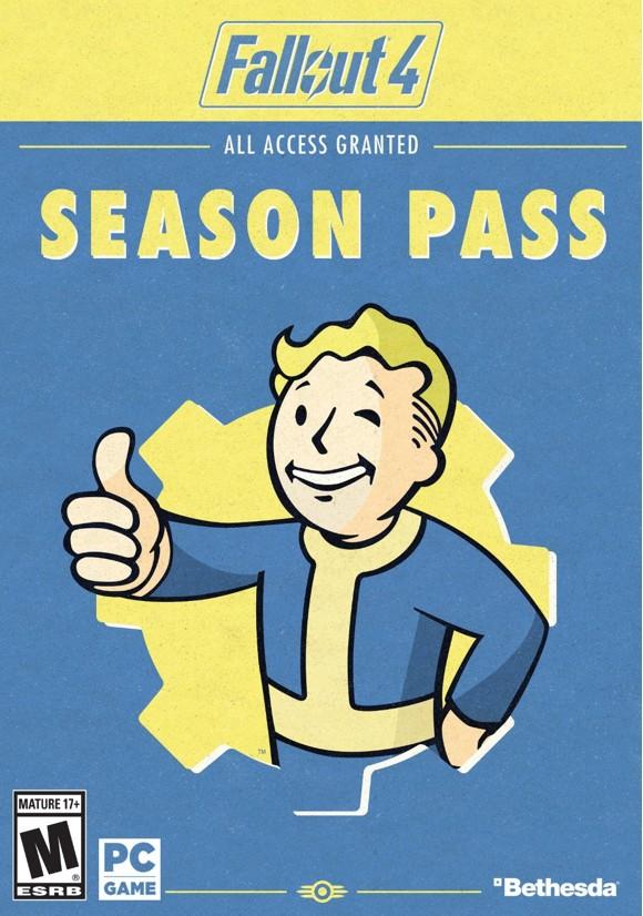 Fallout 4 Expansion Season Pass