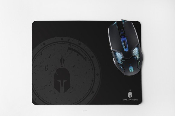 Spartan Hoplite XL Gear Gaming Mouse Pad