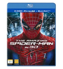 Amazing Spider-Man, The (3D Blu-Ray)