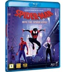 Spider-Man: Into The Spider-Verse Blu ray