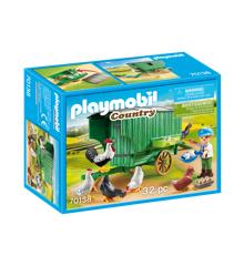Playmobil - Hønsehus (70138)