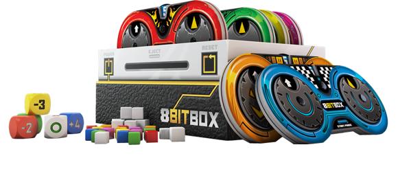 8-Bit Box - Boardgame (English)