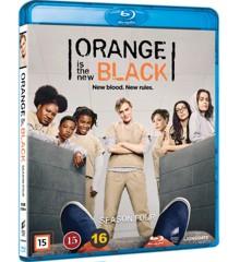 Orange Is the New Black: Sæson 4 (Blu-Ray)