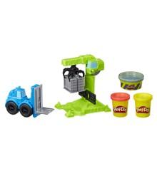 Play-Doh - Kran og Gaffeltruck (5400)