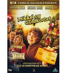 Mikkel og Guldkortet (3-disc) - DVD