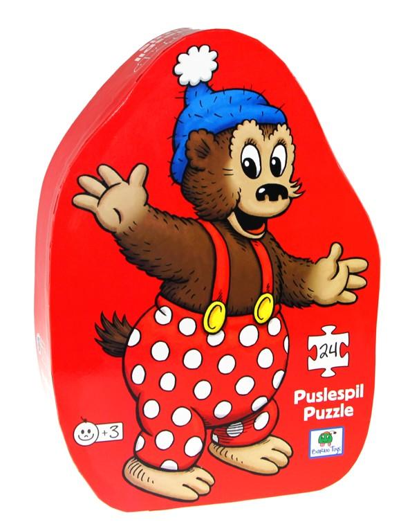 Barbo Toys - Puslespil - Rasmus Klump (24 brk.)