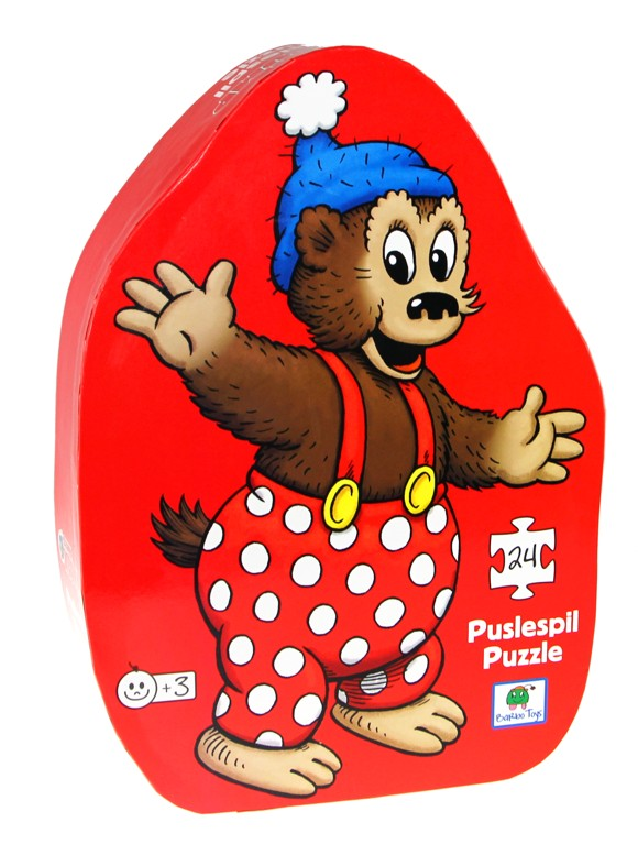 Barbo Toys - Puzzle - Rasmus Klump Deco (24 psc) (7404)