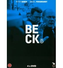 Beck - Box 6: Beck 21-24 (4-disc) - DVD