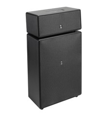 Audio Pro - Drumfire Multiroom Speaker Ash Black
