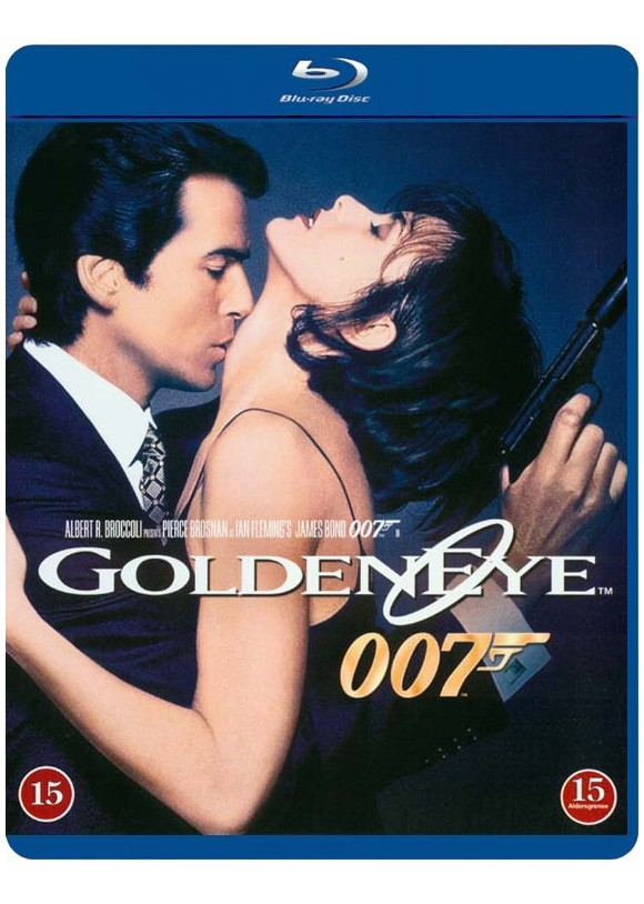 James Bond - GoldenEye (Blu-Ray)