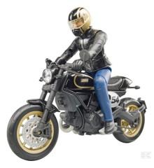 Bruder - Ducati Scrambler Cafe Racer kuskilla (BR63050)