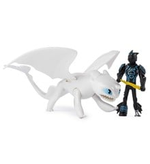 How to Train Your Dragon - Hiccup and Lightfury (6045112A)