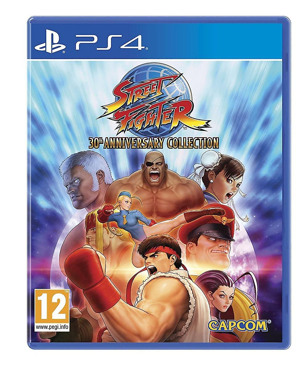 Street Fighter: 30th Anniversary Collection (Nordic)