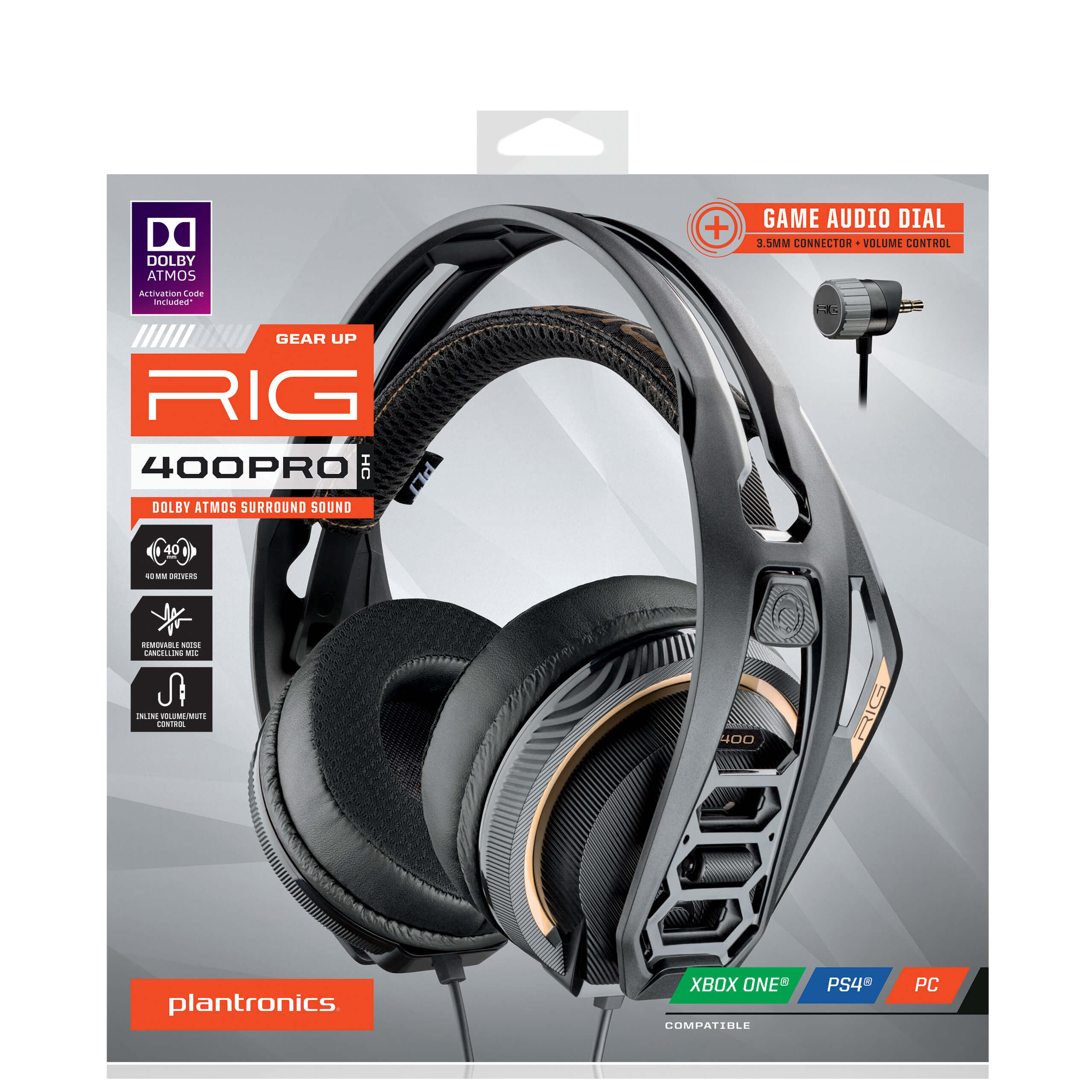 PRO HC Gaming Headset PCPS4XBOX ONE