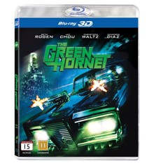 Green Hornet, The (3D Blu-Ray)