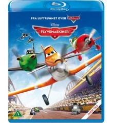 Disneys Flyvemaskiner (Blu-Ray)