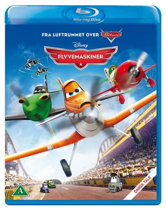 Disneys Flyvemaskiner (Blu-Ray)