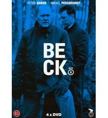 Beck - Box 4: Beck 13-16 (4-disc) - DVD