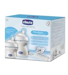 Chicco -Startsæt lille -Sutteflasker