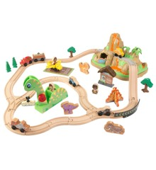 KidKraft - Dinosaur Bucket Top Train Set (18016)