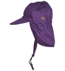Melton - Cap m/solbeskyttelse - UV30+