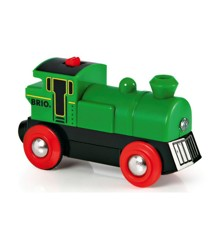 BRIO - Batteridrevet tovejs lokomotiv