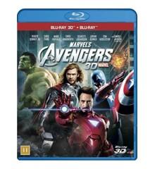 Marvels Avengers - Blu ray
