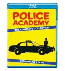 Police Academy: The Complete Collection (Blu-Ray)