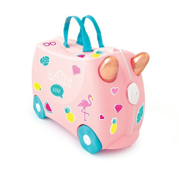 Trunki - Flossi the Flamingo