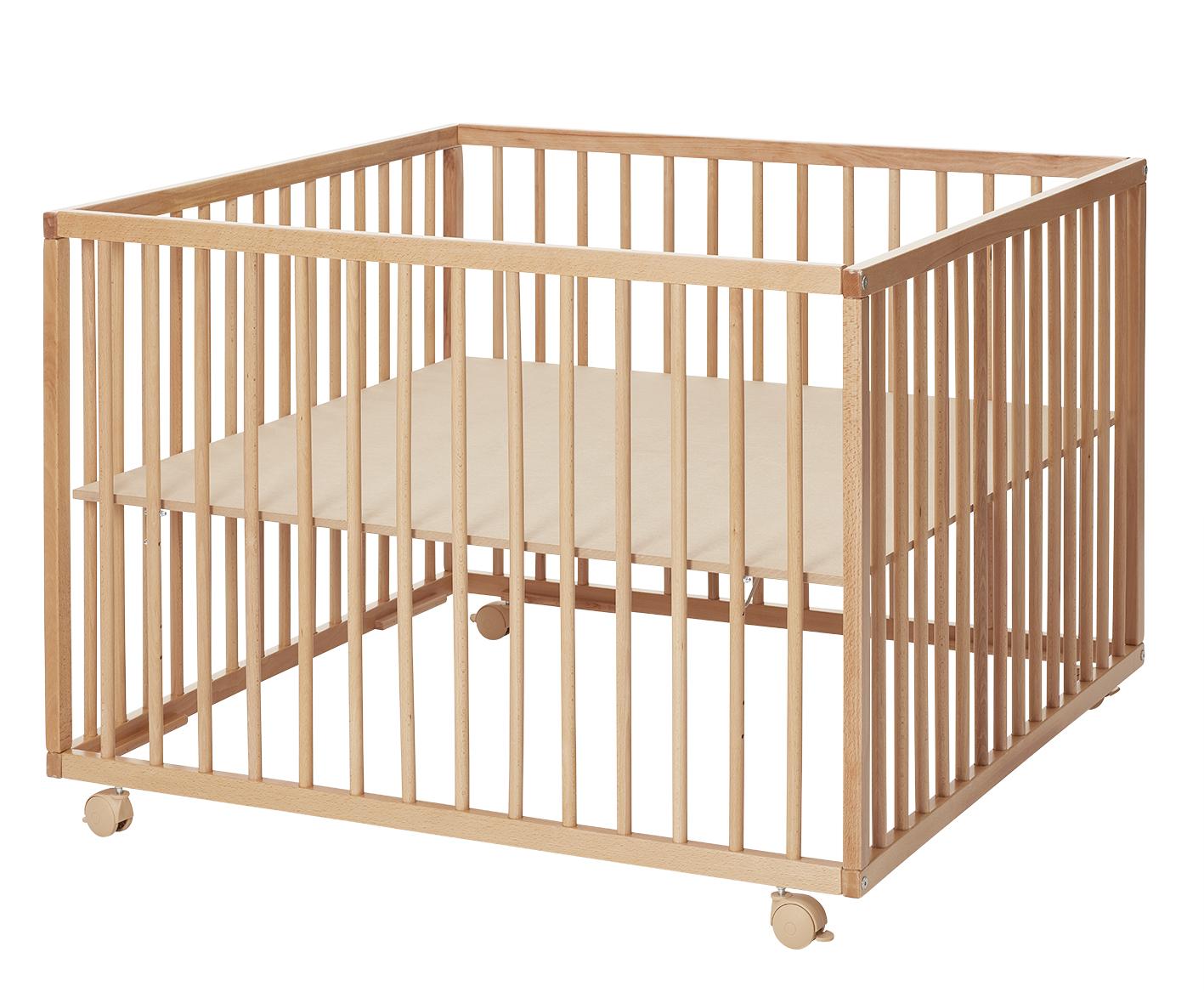 Buy Baby Dan - Comfort Playpen 99x99x73 cm - Nature