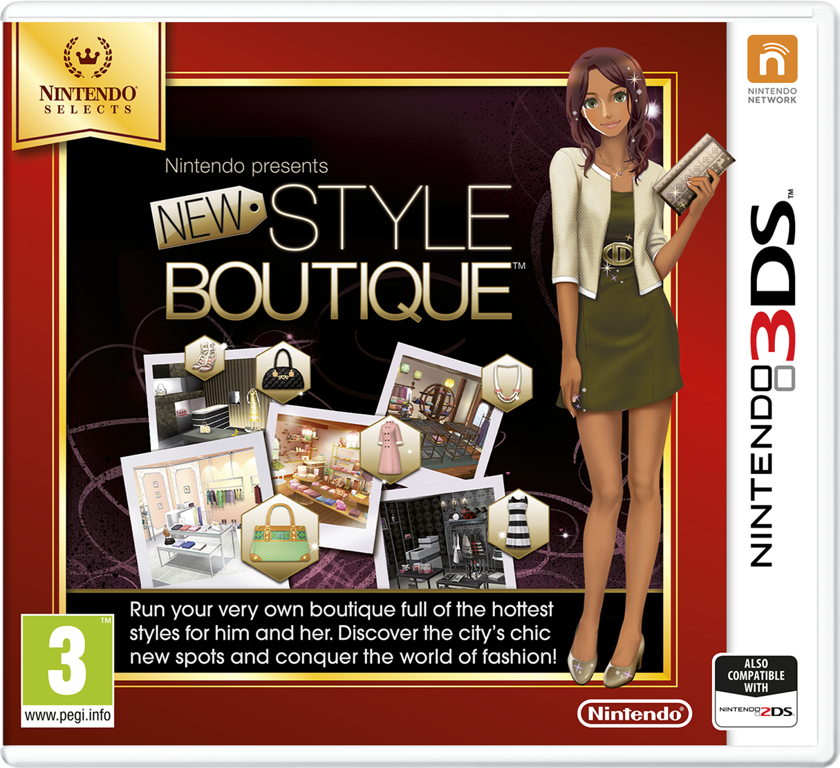Nintendo Presents: New Style Boutique (Selects)