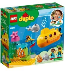 LEGO DUPLO -  Submarine Adventure (10910)