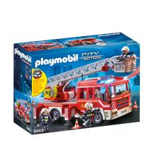 Playmobil - Brandbil med stige (9463)
