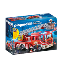 Playmobil - Fire Ladder Unit (9463)