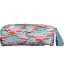 Top Model - Pencil Case w/Sequins - Multi Colour (0410827)