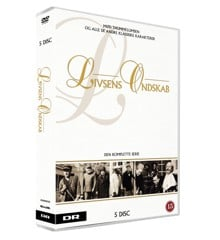 Livsens Ondskab: Hele serien - DVD