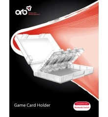 Nintendo Switch - Game Card Holder x 16 (ORB)