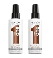 Uniq One - 2x Coconut All in One Hair Treatment 150 ml