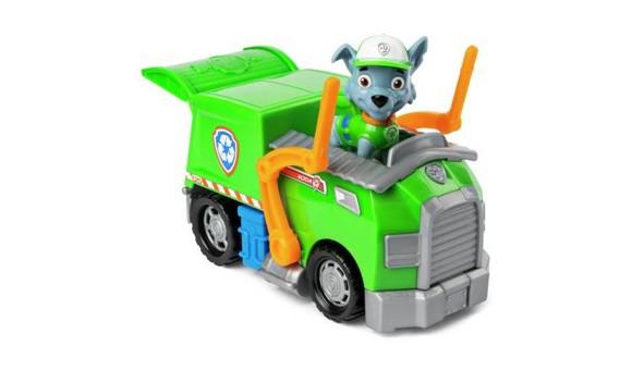 Paw Patrol - Basic Vehicles Rocky (20114325)