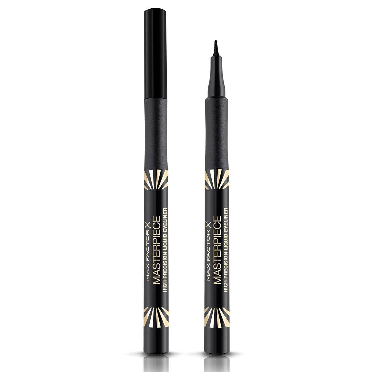 Max Factor - High Precision Liquid Eyeliner- Black