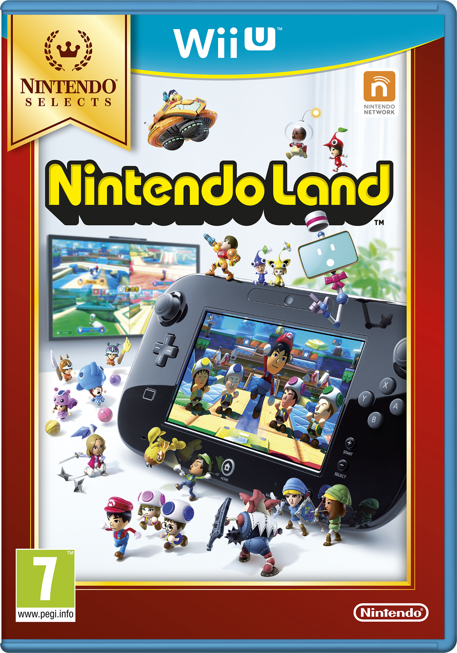 Nintendo Land (Selects)