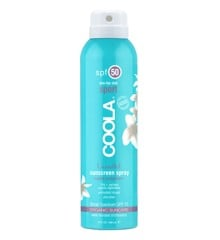 Coola - Sport Continuous Spray SPF50 - Unscented - 236 ml.