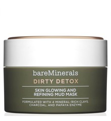 bareMinerals - Dirty Detox Skin Glowing and Refining Mud Mask 58 g