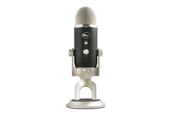 Blue - Microphone Yeti Pro