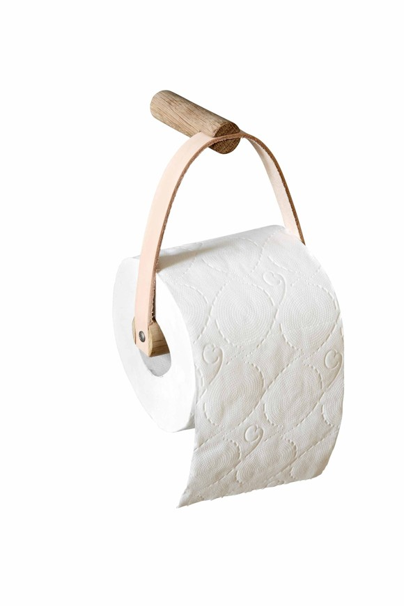By Wirth - Toilet Paper Holder - Nature (TPH 059)