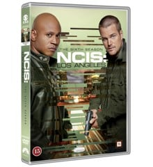 NCIS: Los Angeles - Season 6 - DVD