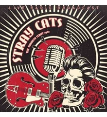 Stray Cats - Best of The Toronto Strut (Live) Broadcast live from Massey Hall, Toronto, 1983 - Vinyl