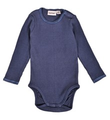 ​PAPFAR - Rib Girls LS Body
