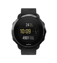 Suunto - 3 Fitness Ur All Black