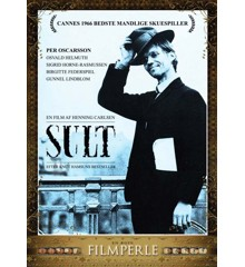 Sult (Henning Carlsen) - DVD